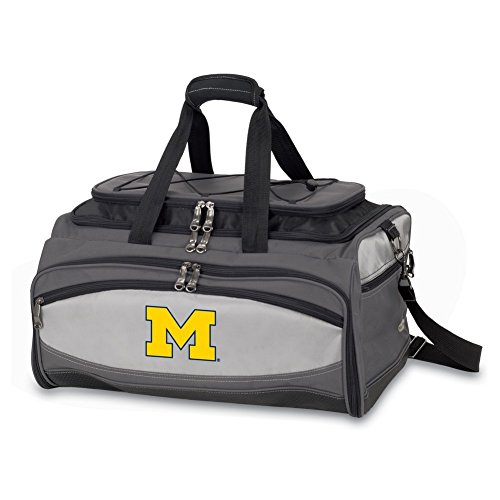 NCAA Michigan Wolverines Buccaneer Tailgating Cooler with ()