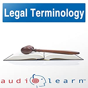 Legal Terminology Audiobook