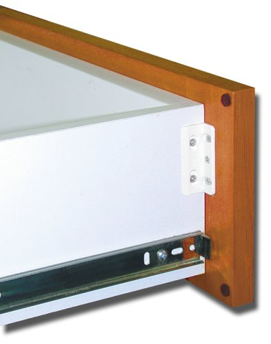 FastCap Clear Maple Polycarbonate Kolbe Korner -500 Bulk Pack by FastCap (Image #2)