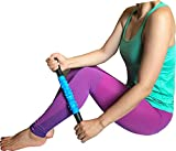 Skyin Muscle Roller Stick,Best Massage stick for Athletes, Runners, Bikers, and CrossFiter,Good for Home and Travel ¡­ (blue)