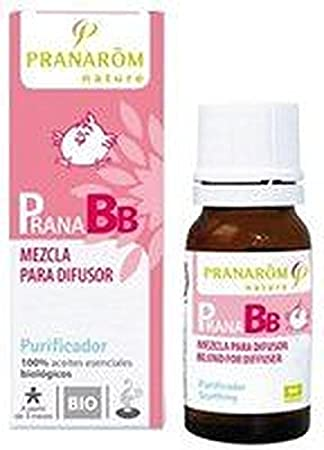 Prana Bb Mezcla Difusor Purificador 10 ml de Pranarom: Amazon.es ...