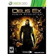 NEW Deus Ex Human Revolution X360 (Videogame Software)
