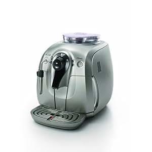 Saeco HD8745/21 - Máquina de café, color negro y plata, 1400 W: Amazon.es: Hogar