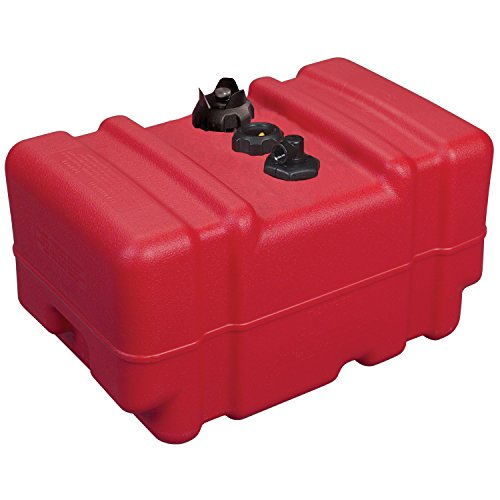 Below Deck Fuel Tank - Moeller 630012LP High Profile Portable Fuel Tank - 12 Gallon
