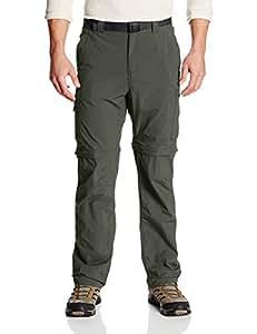 Amazon.com : Columbia Men's Silver Ridge Convertible Pant