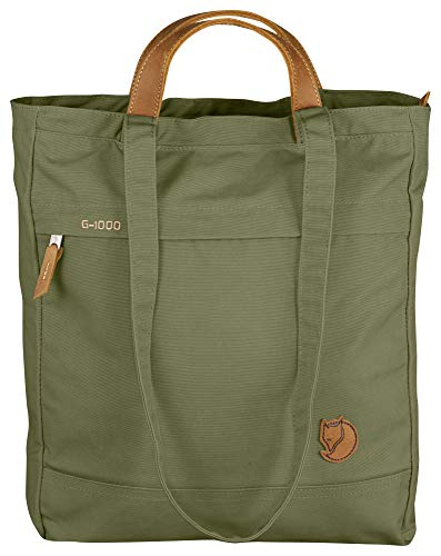 Fjallraven - Totepack No. 1 Backpack for Everyday Use, Green (Urban Outfitters Leather Jacket)
