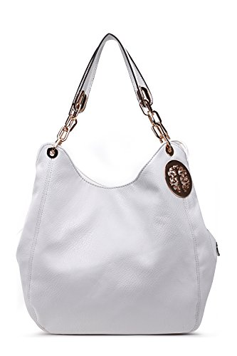 Aileen Designer Handbag ~ Purse ~Slouchy Multi Pocket Hobo Bag ~ By MKF Collection