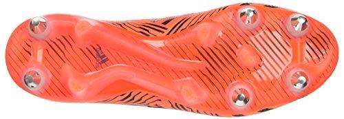 adidas Nemeziz 7 SG, Scarpe per Allenamento Calcio Uomo Multicolore (Solar Orange/Core Black/Solar Red)