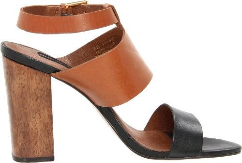 Multi Cognac by Catelena Women's Madden STEVEN Steve Pump wxB7q01RT