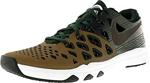 4 Green brown Shoe NIKE Running Black Train Speed Pure Men's TTwtza