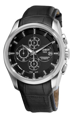 Tissot Men's T0356271605100 T-Trend Couturier Stainless S...