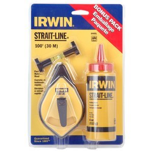 (IRWIN 100Ft Chalk Reel wit)