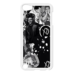 C-EUR Customized Print The Weeknd XO Pattern Hard Case for iPod Touch 5
