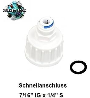 3er Wandhalter Halterung Filtergehäuse Wasserfilter Gehäuse Umkehr Osmose Anlage
