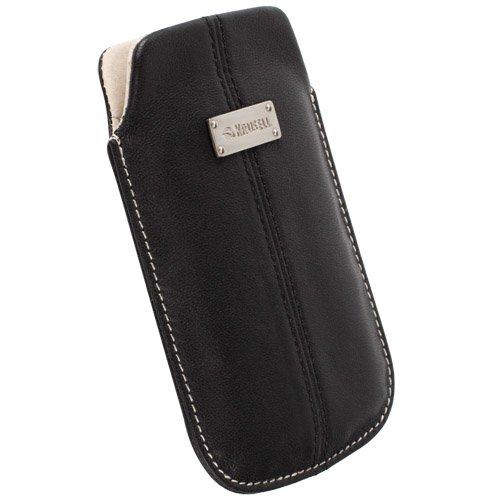 Krusell Luna 5XL Leather Universal Case w/ Belt Loops: iP...