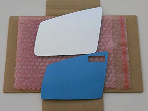 or Glass with FULL SIZE ADHESIVE for MERCEDES-BENZ C CL E GLK S CLASS Driver Side View Left LH ()