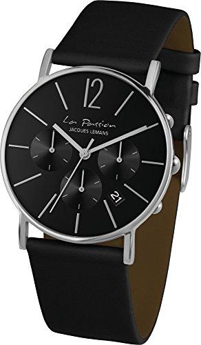 Jacques Lemans La Passion LP-123A Wristwatch for women Flat & light