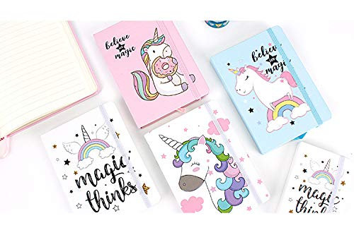 2-OYSS Beautiful Unicorn Notebook Diary for Kids/Girls/Boys (Assorted Colour and Assorted Design) (Pack of 1) (B07P54M48B) Amazon Price History, Amazon Price Tracker