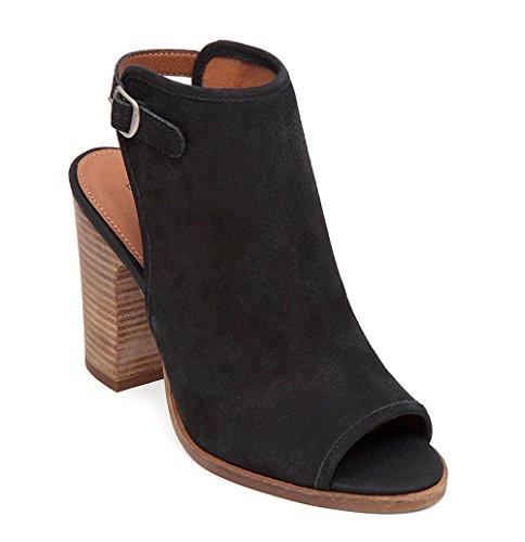 UPC 886742549096, Lucky Women's Lisza Peep Toe Heel, Black, 6.5 M US