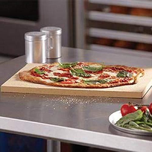 """American Metalcraft 3512 35.5"""" Aluminum Pizza Peel with 19"""" Wood Handle, 12"""" x 14"""" Medium Blade"", Silver"