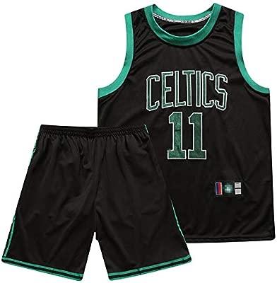 King-mely Camiseta de Baloncesto para Hombre, NBA Boston 11 ...