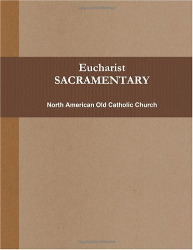 Eucharist (SACRAMENTARY, b&w) pdf