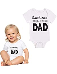 for Kids Toddler Infant Baby Boys Clothes Cute Print Sleeveless Rompers Bodysuit Outfits