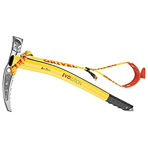 Grivel Air Tech G Bone Hammer with Leash Yellow 53