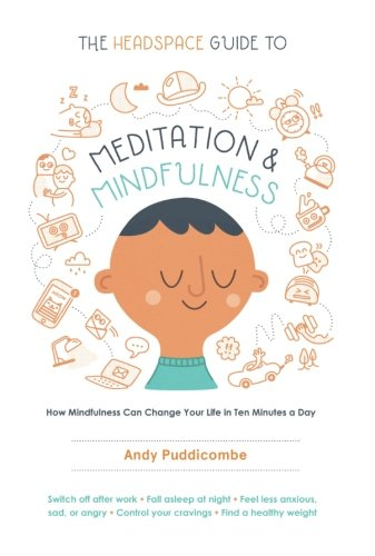 Product picture for THE HEADSPACE GUIDE TO MEDITATION AND MINDFULNESS by Andy Puddicombe