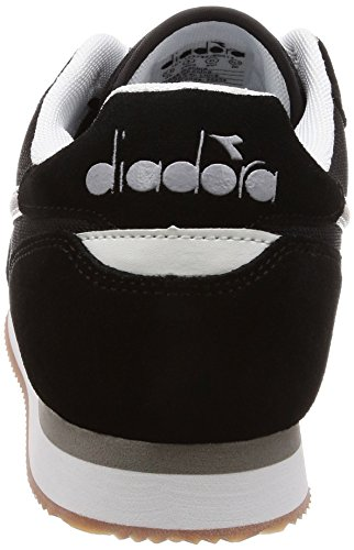Simple Uomo Run Nero Diadora Nero Sneaker 80013 gxdwfttUvn