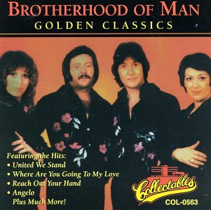 Brotherhood of Man: Golden Classics by Collectables