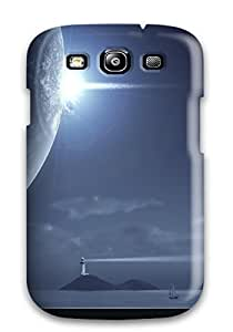 New Style ZippyDoritEduard Hard Case Cover For Galaxy S3- Space Art