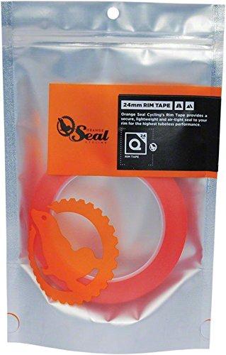 OrangeSealCycling Tubeless Rim Tape, 12-Yards x 24mm