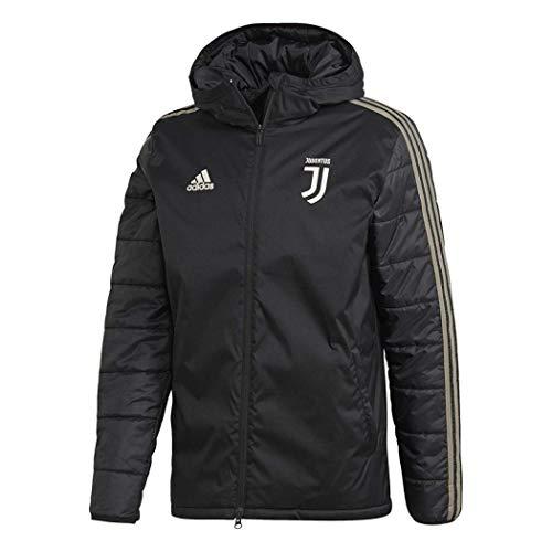 adidas 2018-2019 Juventus Winter Jacket (Black)