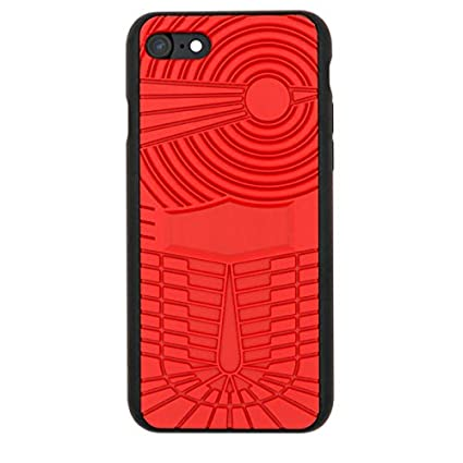 timeless design f2af8 c7a80 Amazon.com: iPhone Shoe Case, Bred 1's Sole Edition Official 3D ...