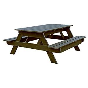 Highwood Liberty Picnic Table, Mocha