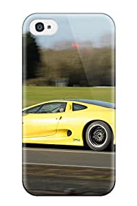 ZippyDoritEduard Case Cover For Iphone 4/4s - Retailer Packaging Jaguar Xj220 25 Protective Case