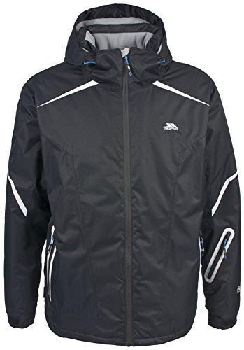 Trespass Men's Cokedale TP50 Ski Jacket, Large, Black