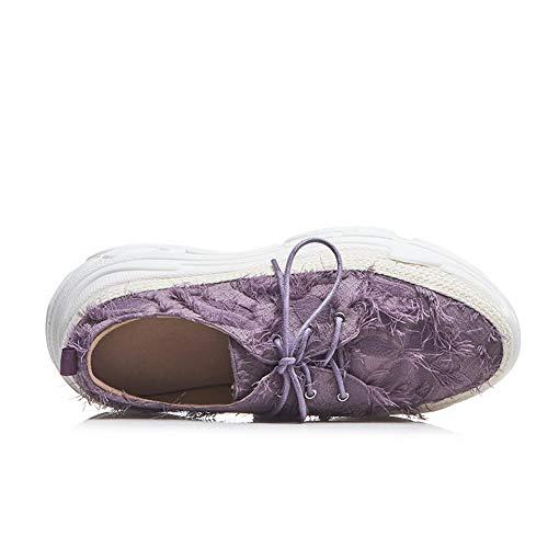 APL11174 Femme 36 5 Violet BalaMasa Violet Plateforme dU6fqfxE