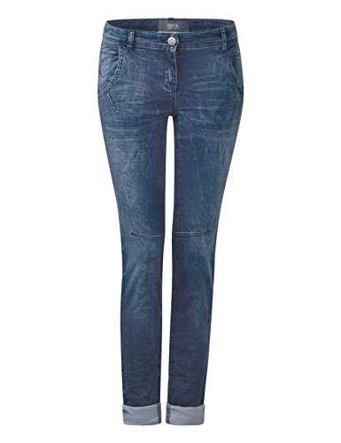 Droit Jean Femme Bleu 10239 Used Authentic Wash Cecil qO51dwxH