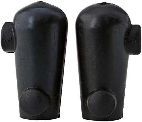 Ständerfüße Gummi Für Vespa 50 Special Etc Ø 20mm Schwarz Auto