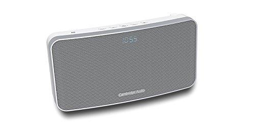Cambridge Audio Minx GO Radio Wireless Bluetooth Speaker (White)