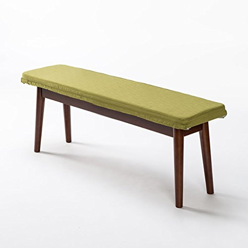 AIDELAI Stool Long Bench Wood Bench Meal Stool Bench Stool Stool Creative Leisure Original Wooden Stool Changing His Shoes Stool Bed End Stool (115 28 43cm) Saddle Seat ( Color : B , Size : #2 ) by AIDELAI
