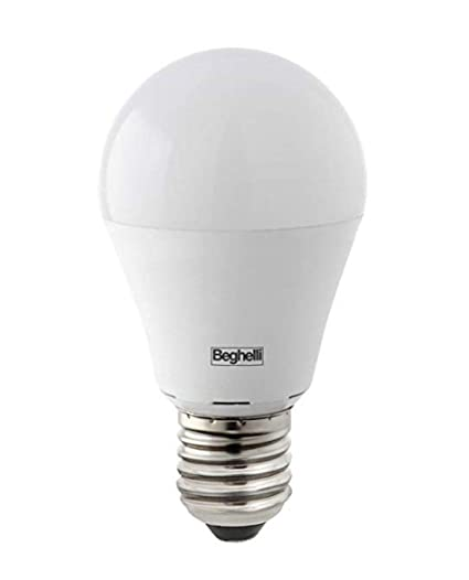 BEGHELLI 56861 - Lampadina goccia LED 4000K 2500lm E27 30W 120x231mm