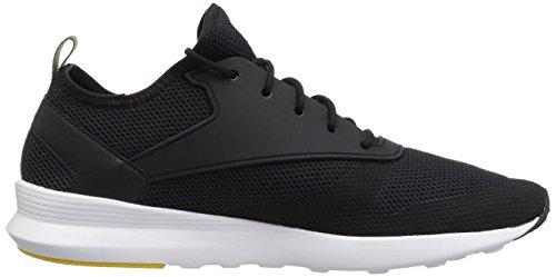 Reebok Heren Zoku Runner Hm Sneaker Zwart / Wit / Vitaal Groen / A