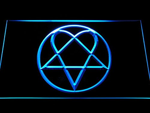Heartagram Led Light - 3