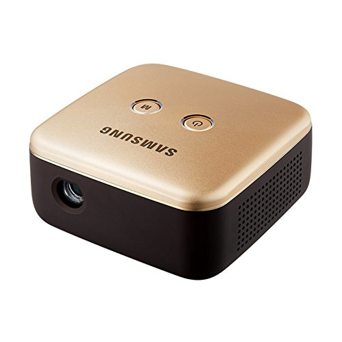 Samsung Smart Beam Portable Mini Projector 1 Gold (SSB-10DLFF08) by Unknown