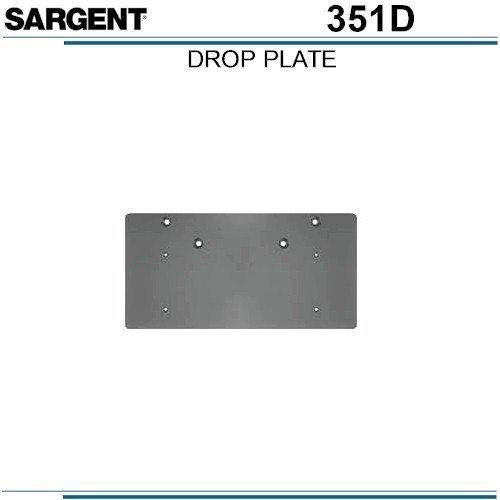 SARGENT 351D-EN DROP - Plates Sargent