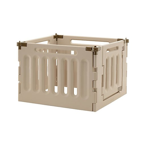 (Richell Convertible Low Pet Playpen 6 Panel)