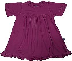 KicKee Pants Dress - Orchid-3-6 M